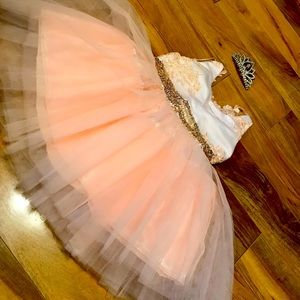 Beautiful Ball gown for girls 🌸